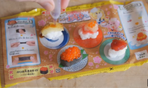 сладкие суши