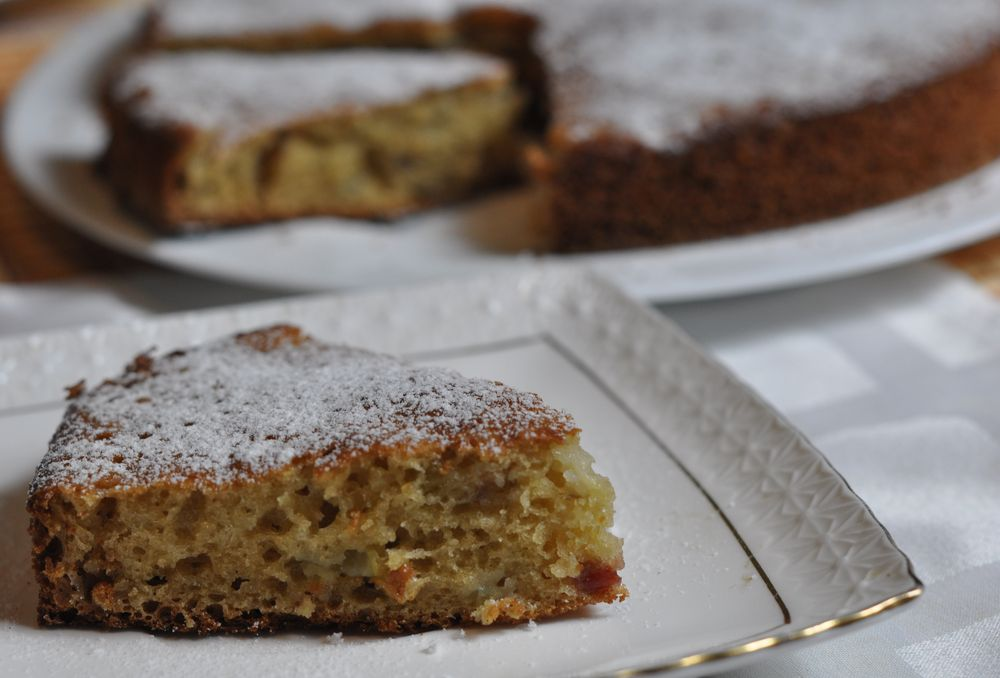 Быстрый пирог Людмила